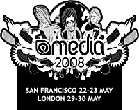 @media conference logo
