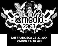 @media conference logo